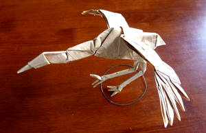 425 Dancing Crane