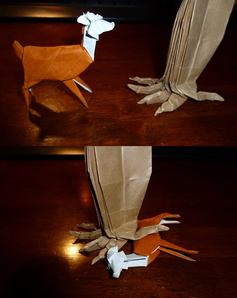 Bambi Vs Godzilla by neubauten