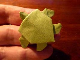 16/365 Dave Stephenson's Tiny Turtle by neubauten