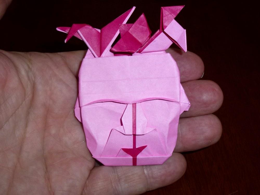 22/365 Origami On The Brain by neubauten