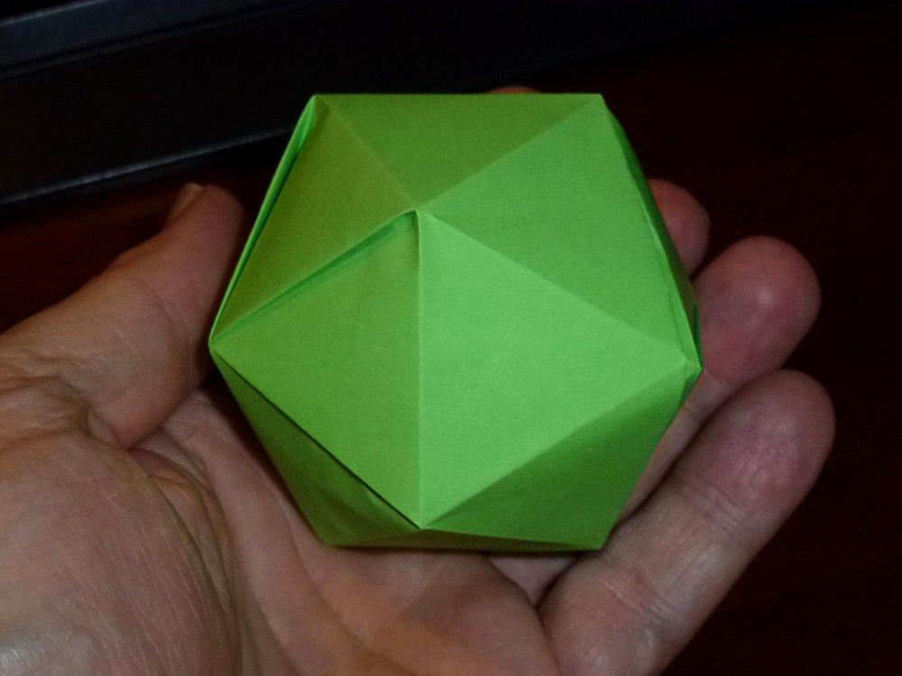 227 Icosahedral Prism - Hideo Kumayama by neubauten