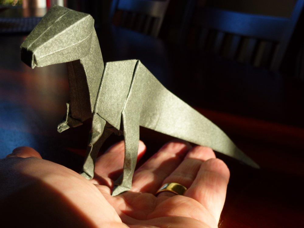 932 Jo Nakashima's Velociraptor by neubauten