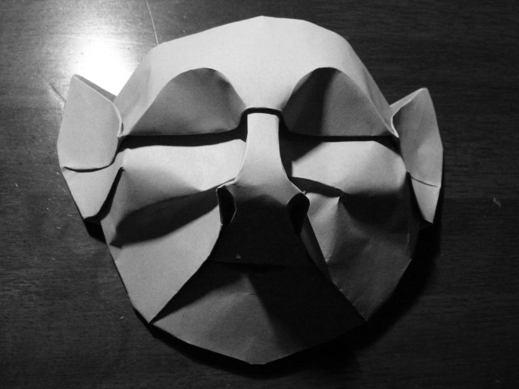959 Jacksons Goblin Mask by neubauten