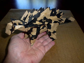 964 ankylosaurus by neubauten