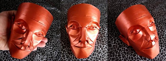 Mask #17 designed by Flynn Jackson