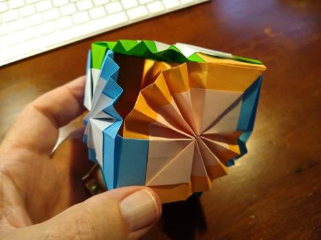 1045 Miyuki Kawamura's Gear Cube