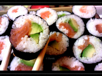 Sushis by Hazuki-x3