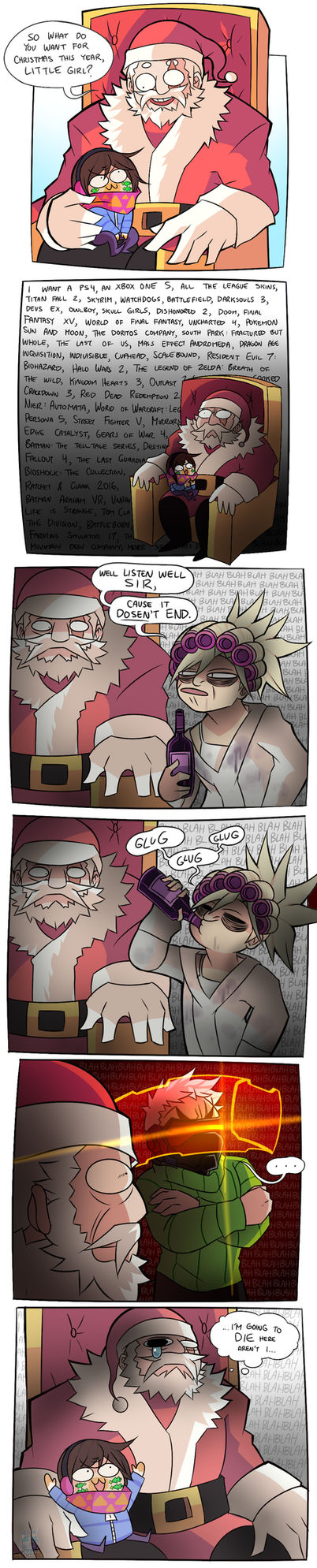 Over Christmas by Wowza-Wowzers