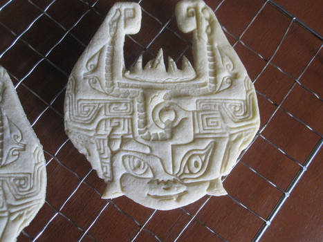 Midna Baked Cookie