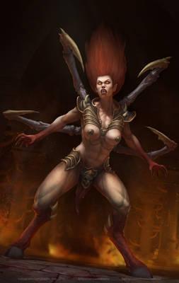 Maiden of Anguish