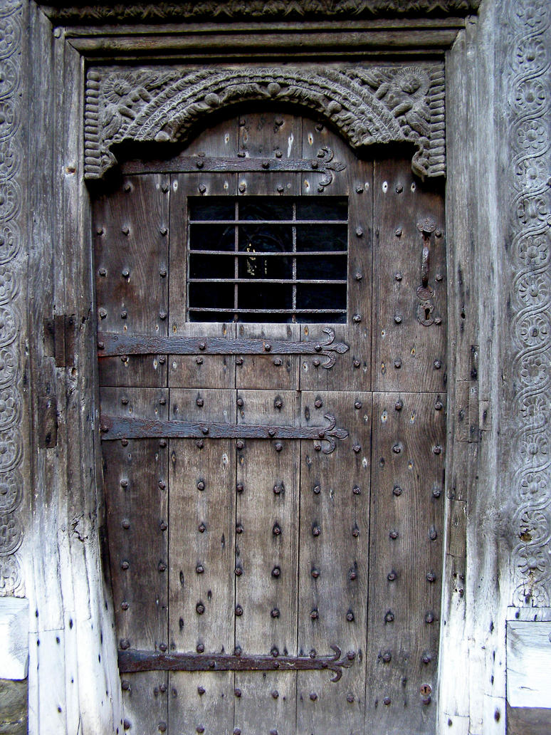 Ancient Door By Gwilym On Deviantart