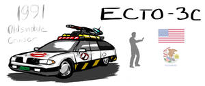 GHOSTBUSTERS International: Ecto-3C by iProton