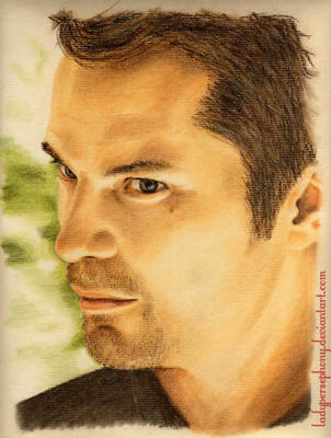 Raylan Givens (Timothy Olyphant) by LadyPersephony