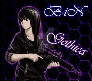 B-iN Player gothica by gothica20