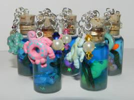 My Little Pony Baby Sea Ponies, Choose Your Sea B by Secretvixen
