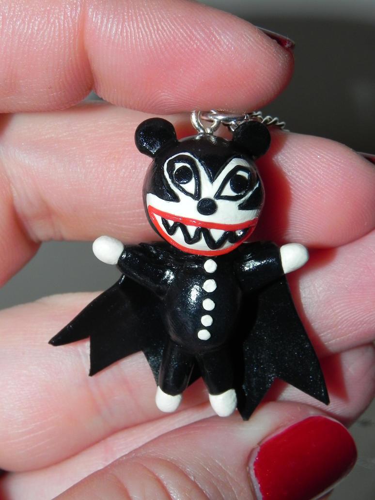 Vampire Teddy Bear from Nightmare Before Christmas by Secretvixen on ...