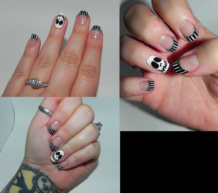 The Nightmare Before Christmas French Manie :) by Secretvixen