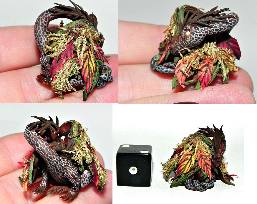 Elemental Earth Dragon Custom by Secretvixen