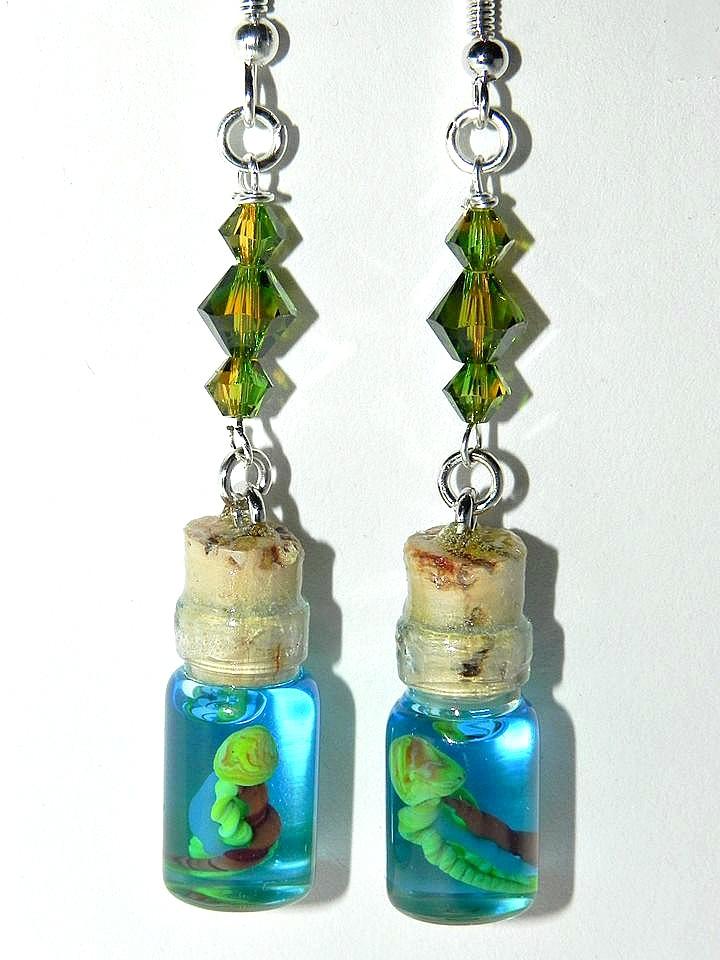 Teeny Tiny Squishies! Earrings by Secretvixen