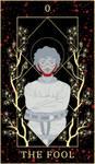0 The Fool - Hannibal Tarot