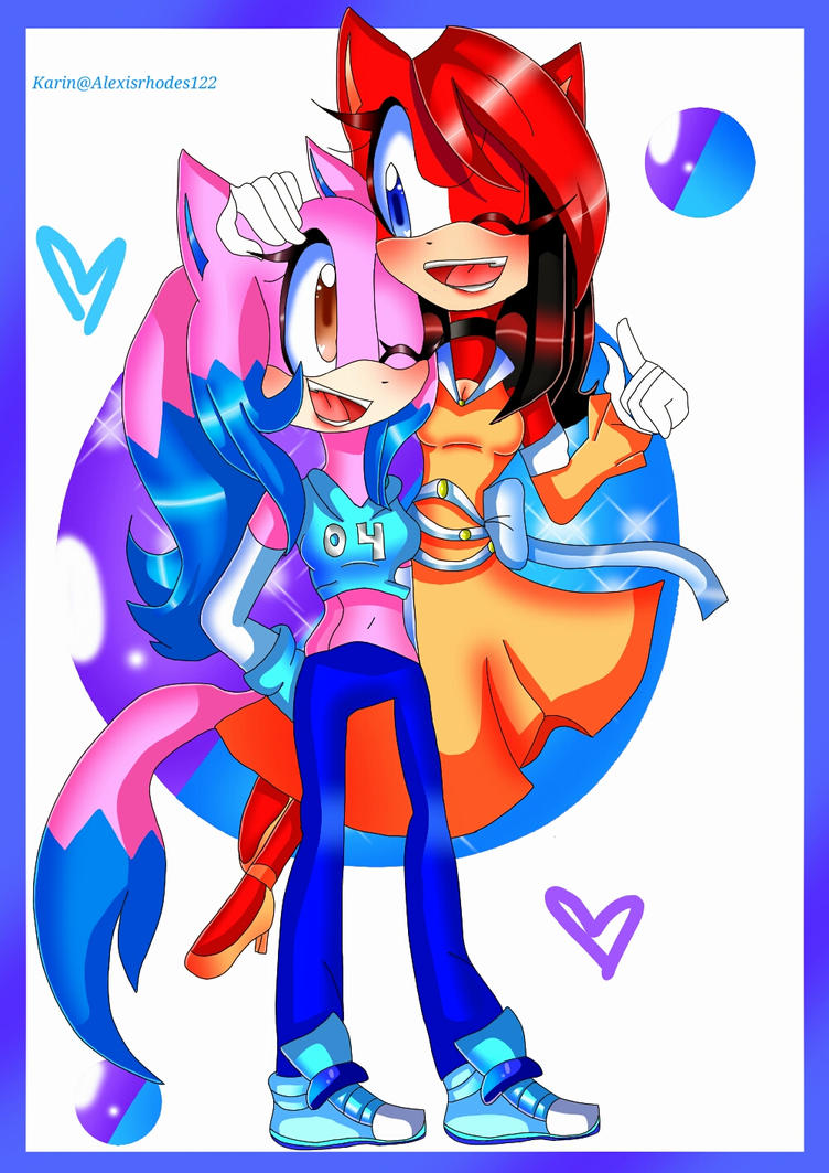 Our Little Hearts by Coffee-Karin