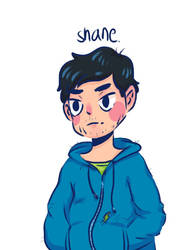 Shane from Stardew Valley by Sioltt