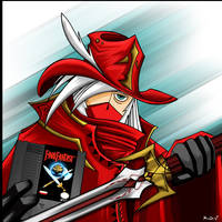 Red Mage by blackorb00