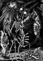 Mr Chupacabras by blackorb00