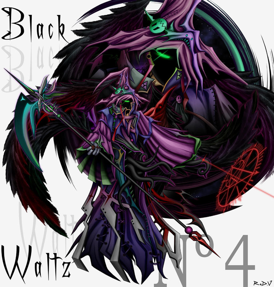 Black Waltz No- 4 by blackorb00