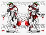 Werewolf - Contest Entry by blackorb00