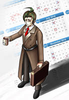 James the salaryman by blackorb00