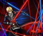 Raegen FFBE by blackorb00