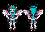 Pixie - Articularia MYO by blackorb00