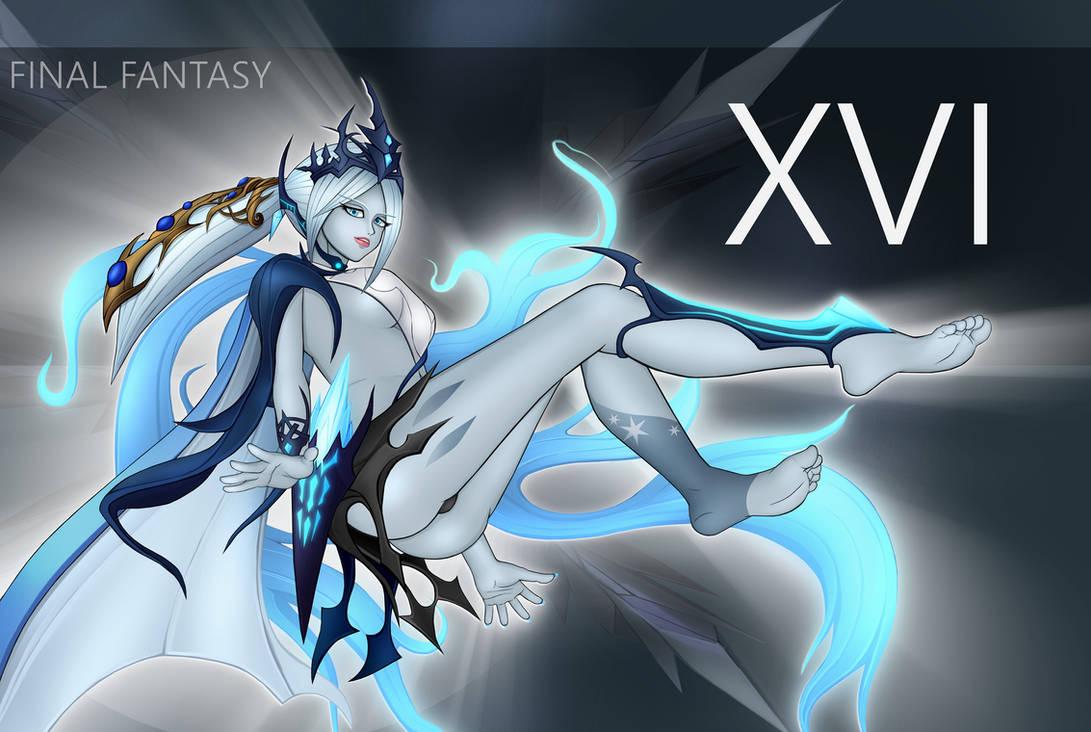 Shiva - FFXVI