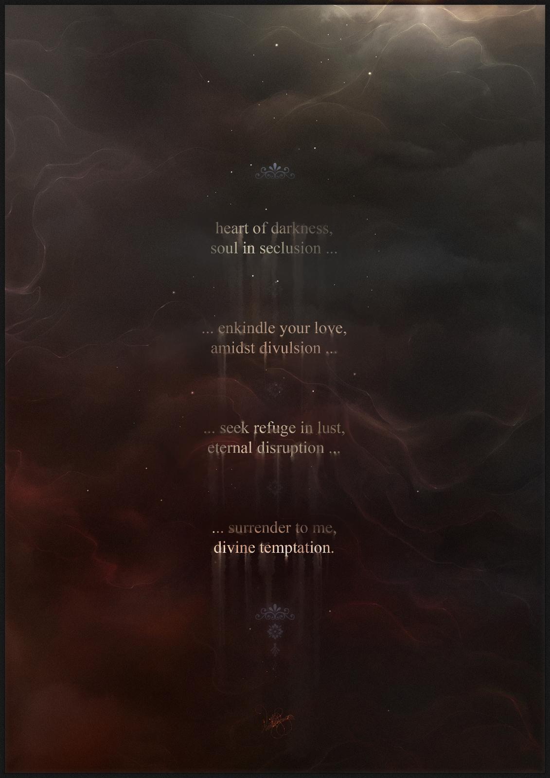 poem for divine temptation by nevs28