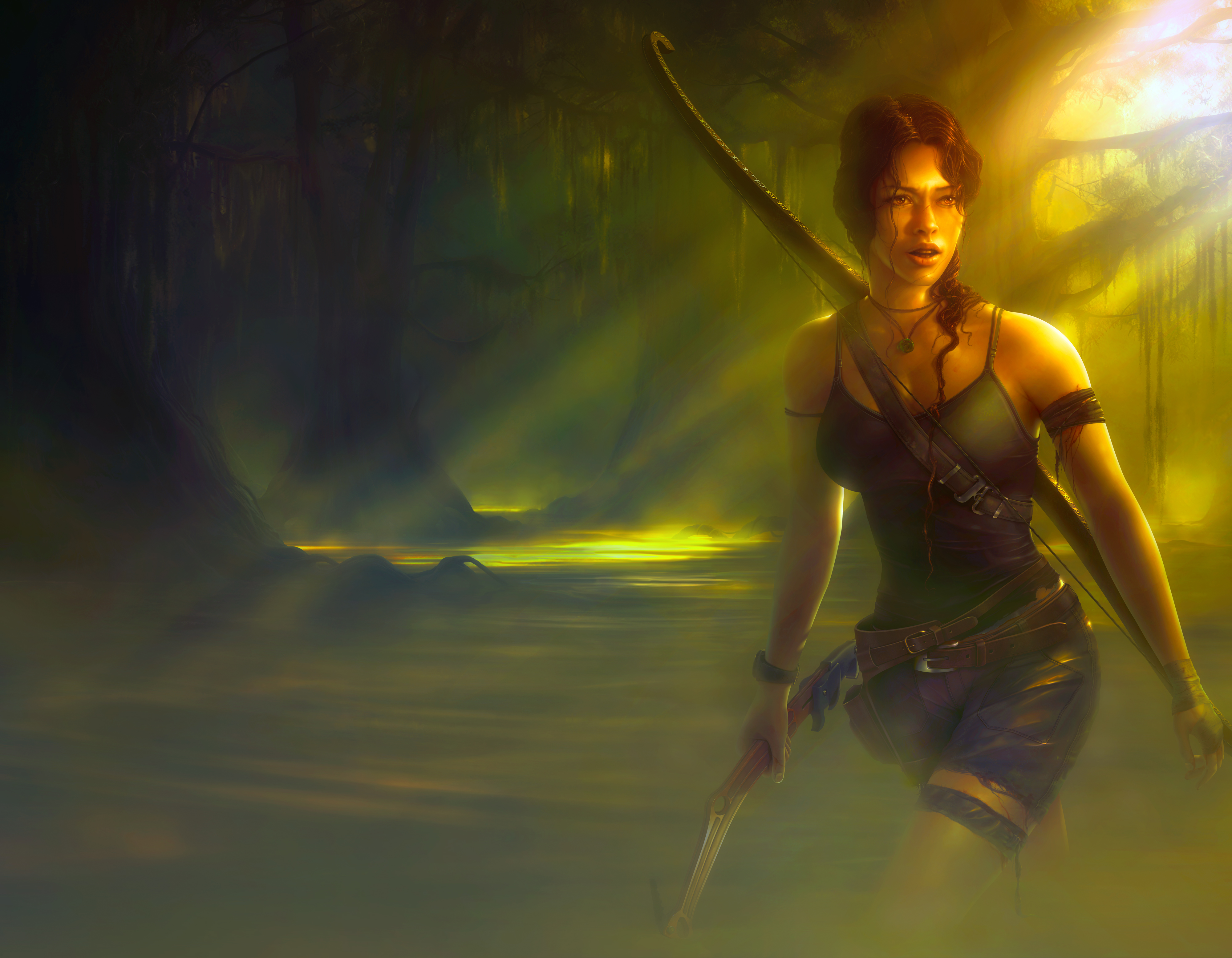 Tomb Raider - Obscurity by nevs28