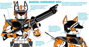 Marshal Commander Wolf Details