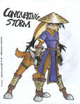 Conquering Storm 2nd request