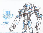 Captain N RE. - Nintendo Wii