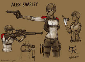 Alex Sharley by WMDiscovery93