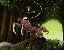 Centaur Ranger by WMDiscovery93