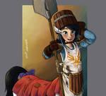 'Little Farmer Knight'