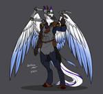 (Commission - FluffyBastion) Aziran