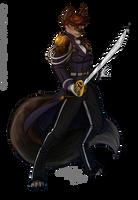 [C] - Sword drawn' by WMDiscovery93
