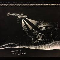 Inktober 2018 #32 - 10/7/18 by WMDiscovery93