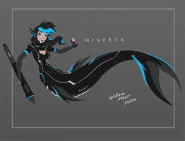 Minerva Experiment - Mermaid