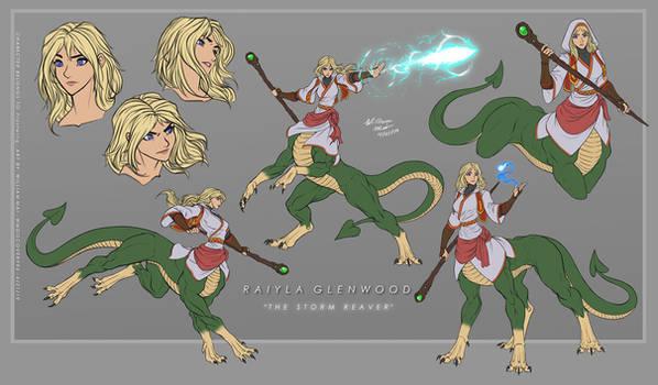 [C] Raiyla the Storm Reaver - JarynFrostwing