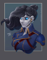 Stream Paint - Aileana by WMDiscovery93
