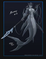 Mermay 2019 - Day 10 by WMDiscovery93