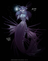 Mermay 2019 - Day 21 by WMDiscovery93